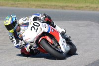 Newly crowned MOPAR CSBK National Pro Superbike Champ Jodi Christie had a rough, but ultimately successful, final RACE Regional with his Accelerated Tech Honda CBR1000RR at Shannonville Motorsport Park's Pro Track. [Photo: Colin Fraser]